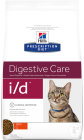 Hill's Pet Nutrition Prescription Diet Digestive Care I/D Feline Chicken Sachet 400g