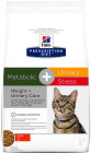 Hill's Pet Nutrition Prescription Diet Féline Métabolique Et Stress Urinaire Poulet 4kg