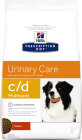 Hill's Pet Nutrition Prescription Diet Urinary Care C/D Multicare Canine Au Poulet 2kg