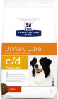 Hill's Pet Nutrition Prescription Diet Urinary Care C/D Multicare Canine Au Poulet 5kg