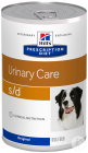 Hill's Pet Nutrition Prescription Diet Urinary Care S/D Canine Original 12x370g