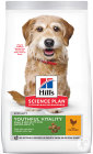 Hill's Pet Nutrition Science Plan Canine Adult 7+ Youthful Vitality Small & Mini Chicken 1,5kg