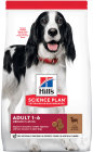 Hill's Pet Nutrition Science Plan Canine Adult Medium Lamb & Rice 14kg