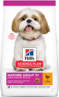 Hill's Pet Nutrition Science Plan Canine Mature Adult Small & Mini Chicken 6kg