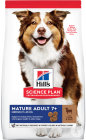 Hill's Pet Nutrition Science Plan Canine Mature Adulte Medium Lamb & Rice 2,5kg
