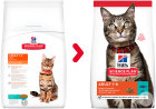 Hill's Pet Nutrition Science Plan Optimal Care Feline Adult Au Thon 10kg