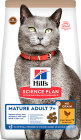 Hill's Science Plan No Grain Aliment Pour Chat Adulte Mature Au Poulet 1,5kg