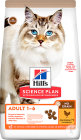 Hill's Science Plan No Grain Pour Chat Adulte Au Poulet 1,5kg
