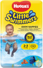 Huggies Little Swimmers Maillots De Bain Jetables Extra Small 12 Pièces