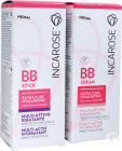 Incarose BB Cream Extra Pure Hyaluronic Multi-Actif Medium 30ml+ BB Stick Perfecteur De Peau 6ml