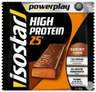 Isostar Powerplay High Protein 25 Sport Bar Hazelnut 3x35g