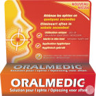 ixX Pharma Oralmedic Solution Pour Aphtes 3 Applicateurs