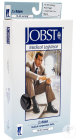 Jobst For Men C1 Bas Cuisse Pied Fermé Classic Black Large 1 Paire (7528700)