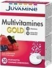 Juvamine Fizz Multivitamines 22 Gold 30 Comprimés Effervescents