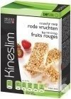 Kineslim Crisp Barre Fruits Rouges 3x40g