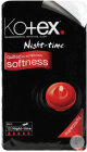 Kotex Night Time Maxi 10 Pièces
