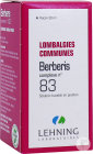 Lehning Berberis Complexe N°83 Lombalgies Communes Solution Buvable En Gouttes Flacon 30ml