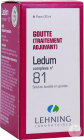 Lehning Ledum Complexe N°81 Traitement Goutte Solution Buvable En Gouttes Flacon 30ml