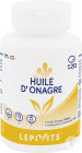 Leppin Huile D'Onagre 500mg Capsules 120