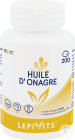 Leppin Huile D'Onagre 500mg Capsules 200