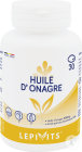 Leppin Huile D'Onagre 500mg Capsules 30