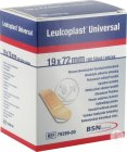 Leukoplast Universal 19x72mm 100