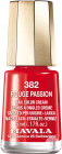 Mavala Mini Color Vernis À Ongles Rouge Passion N°382 Flacon 5ml