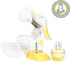 Medela Set D'Allaitement Harmony Pump & Feed Tire-Lait Manuel