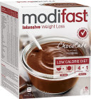 Modifast Intensive Weight Loss Pudding Saveur Chocolat 8x55g