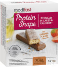 Modifast Protein Shape Barres Caramel 6x27g