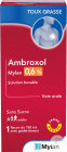 Mylan Ambroxol 0,6% Toux Grasse Solution Buvable Sans Sucre Flacon 150ml