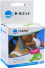 Naqi K Active Tape Green 5,0cmx5m