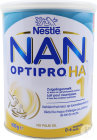 Nestlé Nan Optipro HA 1 Lait Hypoallergénique Pot 800g