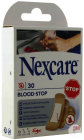 Nexcare 3M Bloodstop Assorted Différentes Tailles 30 Pièces (N1730as)