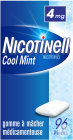 Nicotinell Cool Mint 4mg 96 Gommes A Macher