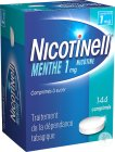Nicotinell Nicotine 1mg Menthe 144 Comprimés À Sucer