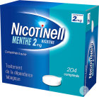 Nicotinell Nicotine 2mg Menthe 204 Comprimés À Sucer