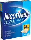Nicotinell TTS Nicotine 14mg/24h Dispositifs Transdermiques 20cm² Patchs 7