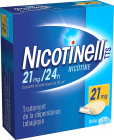 Nicotinell TTS Nicotine 21mg/24h Dispositifs Transdermiques 30cm² Patchs 28