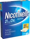 Nicotinell TTS Nicotine 21mg/24h Dispositifs Transdermiques 30cm² Patchs 7