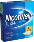 Nicotinell TTS Nicotine 7mg/24h Dispositifs Transdermiques 20cm² Patchs 7