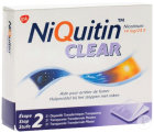 NiQuitin Clear Patch Nicotinum 14mg Pièces 21