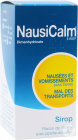 Nogues NausiCalm Adultes Diménhydrinate Sirop Nausées Vomissements Flacon 150ml