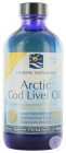 Nordic Arctic Cod Liver Oil Citron 237ml