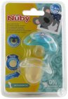Nûby C Sucette Polyprop. Ortho Lumineuse 0-6m