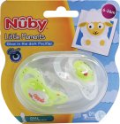 Nuby Little Moments Sucette Ovale 6-36m 2