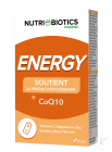 Nutri-biotics Energy Caps 30