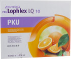 Nutricia PKU Lophlex LQ 10 Juicy Orange 60x62,5ml