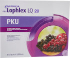 Nutricia PKU Lophlex LQ 20 Juicy Fruits Des Bois 30x125ml