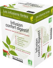 Nutrigée Les Infusions Fortes Bio Digestion - Transit Infusion Confort Digestif 30 Sachets